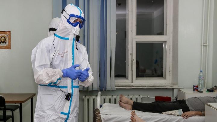 В Нижегородской области коронавирусом заразились еще 453 человека