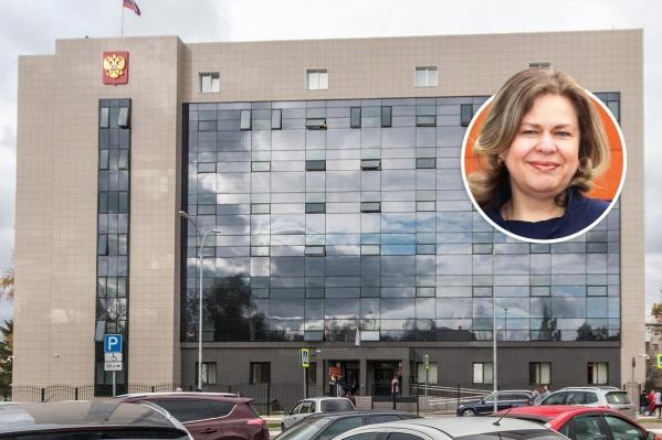 Процесс проходил в Ленинском районном суде