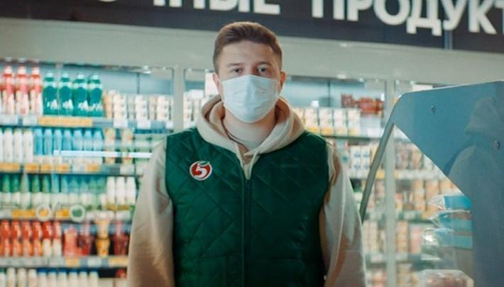 Еще раз о безопасности: в продуктовых магазинах усилили контроль за здоровьем персонала и чистотой