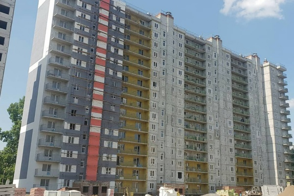 Лидером по вводу жилья стало Кемерово