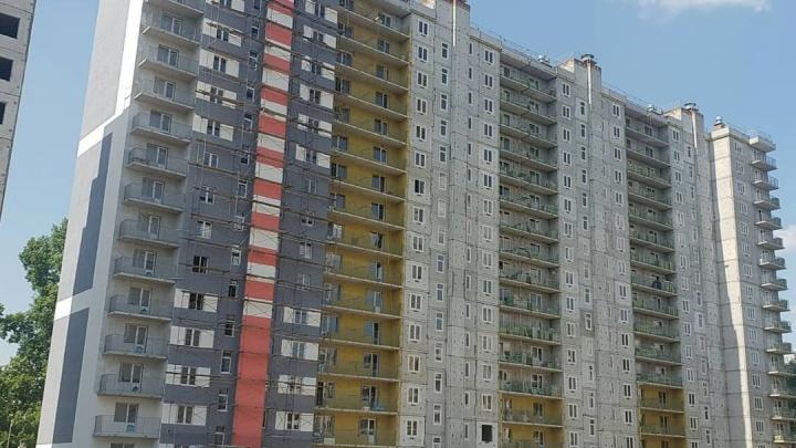 В Кузбассе за полгода построили 204 000 квадратов жилья. Это четверть от запланированного объёма