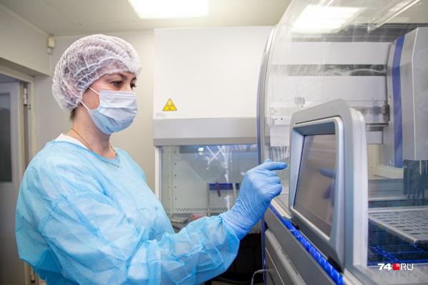 Тест на коронавирус показал положительный результат у 149 жителей Кузбасса