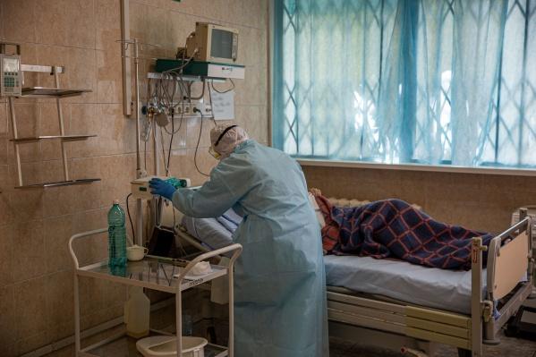 Всего за сутки в регионе выявлено 109 заражённых