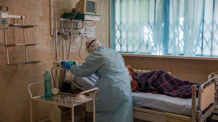 От коронавируса в Новосибирской области скончались ещё четыре человека