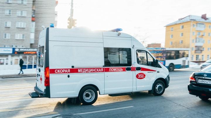 В Омске с подозрением на коронавирус за сутки госпитализировали семь человек