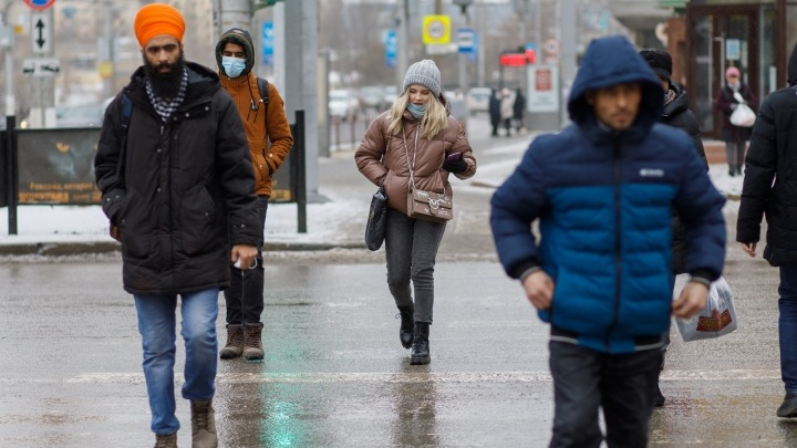 Мороз или слякоть? Смотрим, какая погода ждет волгоградцев на предпоследней рабочей неделе 2020 года