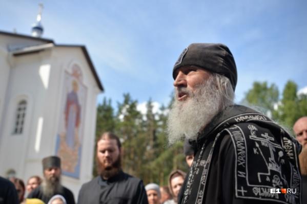 Судьбу основателя монастыря сейчас решает церковный суд