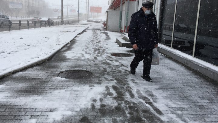 Врачи объяснили, как «двухдневная зима» может повлиять на коронавирус в Зауралье