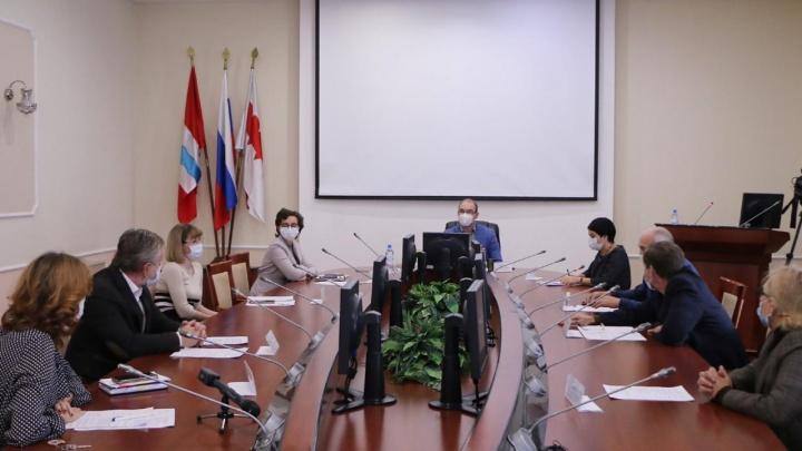 Омским архитекторам помогут принять участие в федеральном конкурсе