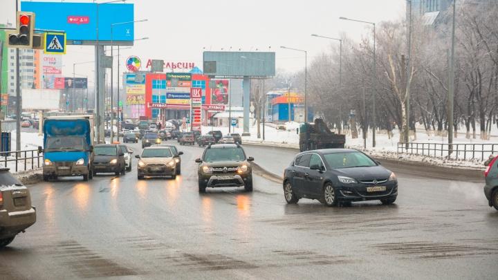 Названы сроки строительства двухуровневой развязки на Ново-Садовой