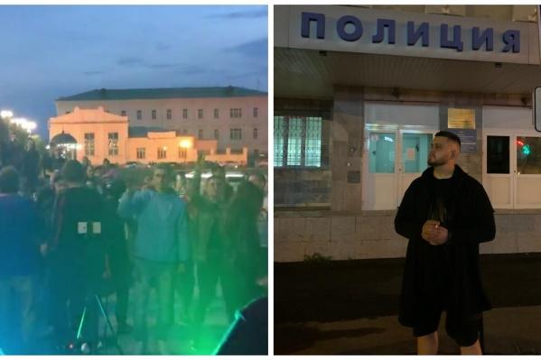Под музыку Николая зажигали сотни людей