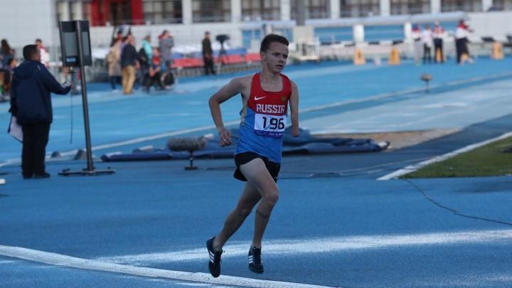 Параспортсмены из Архангельской области стали медалистами чемпионата России по легкой атлетике