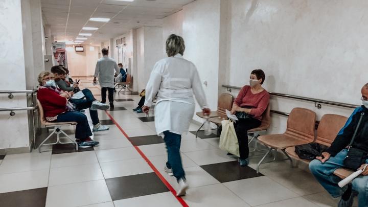 Угрожающий рост. В Тюменской области еще 116 больных коронавирусом