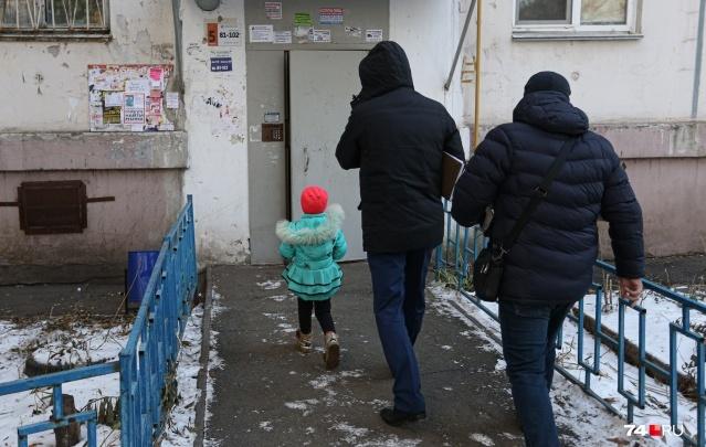 Пятилетнюю девочку, которую всю ночь искали в Челябинске, забрали из семьи