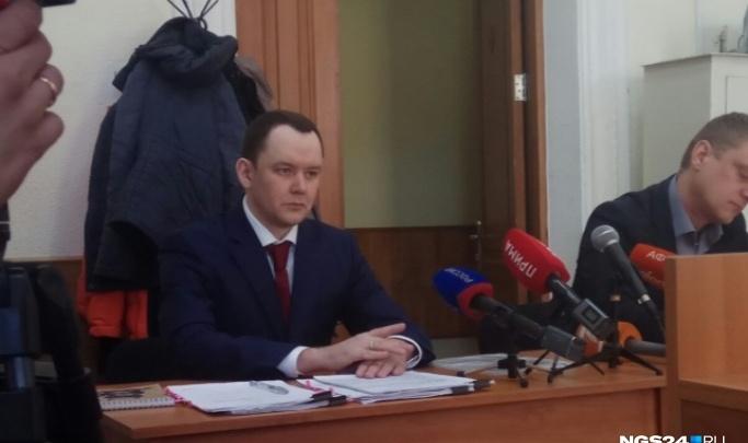 Экс-депутату Аркадию Волкову сократили срок в колонии на полгода
