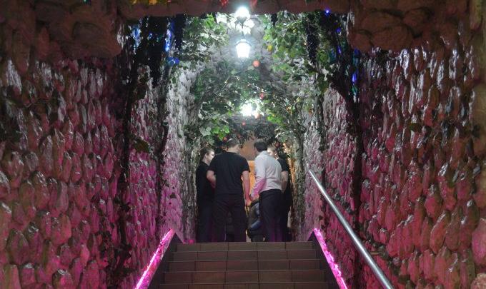 В архангельском ресторане «Летний сад» нашли нарушения пожарной безопасности и антисанитарию
