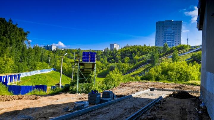 Мэр Перми Дмитрий Самойлов обсудил с ПЗСП и градозащитниками строительство многоэтажки около долины Егошихи