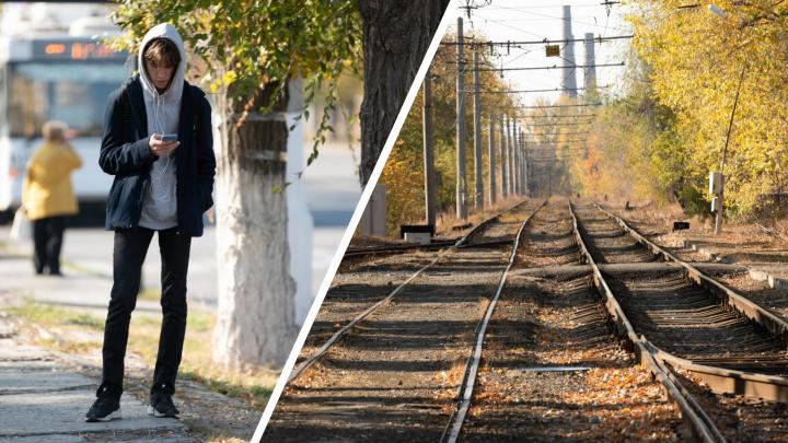 «Придётся пешком доходить»: после закрытия части линии СТ волгоградцы вынуждены полностью отказываться от трамваев