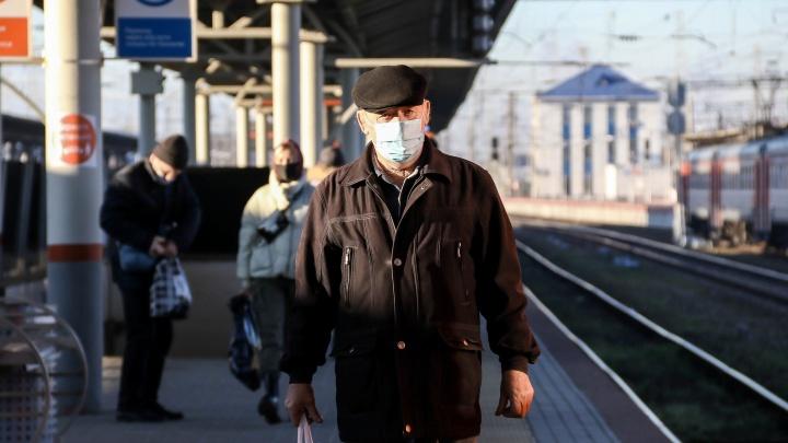 Карта заражений: в Дзержинске за сутки прибавилось 69 заболевших, на Бору — 54