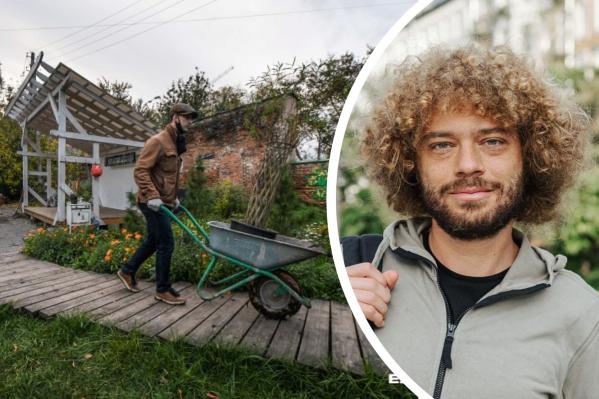 Урбанист похвалил волонтеров за выбор многолетних растений