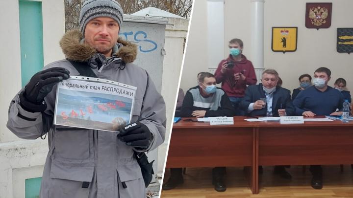 Детей — в промзону, заповедные места — под застройку: в Переславле приняли изменения в генплан города