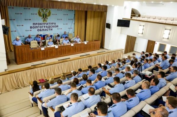 Павел Смагоринский родился и начал карьеру прокурора в Волгограде