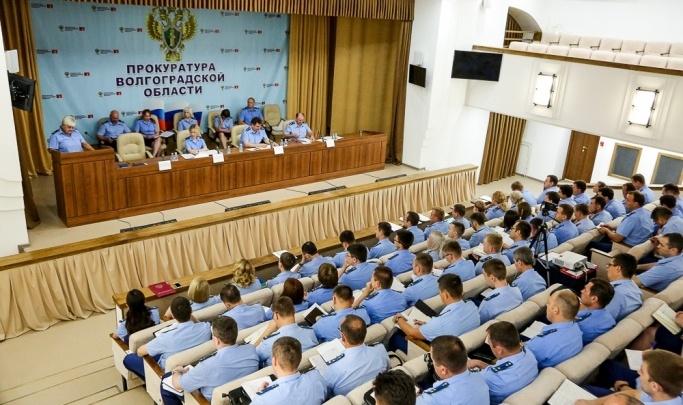 Пошел на повышение: прокурор Кировского района Волгограда стал замом в Новосибирской областной прокуратуре