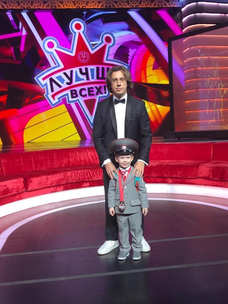 Семье понравилось, как Максим Галкин общается с детьми