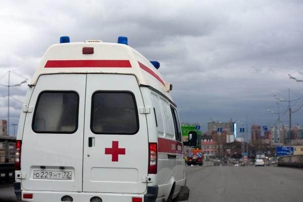 Пациента с ожогами госпитализировали в пятницу, 10 июля