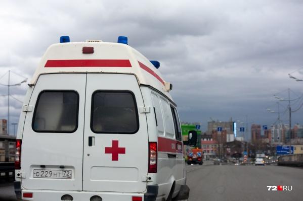 Ребенка оперативно доставили в больницу