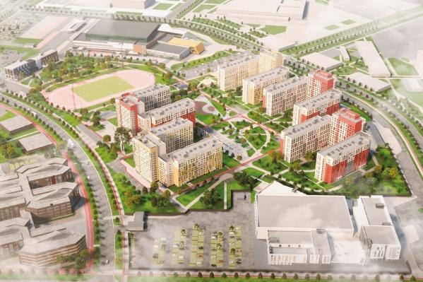 Разрешение на строительство выдали после положительного заключения госэкспертизы