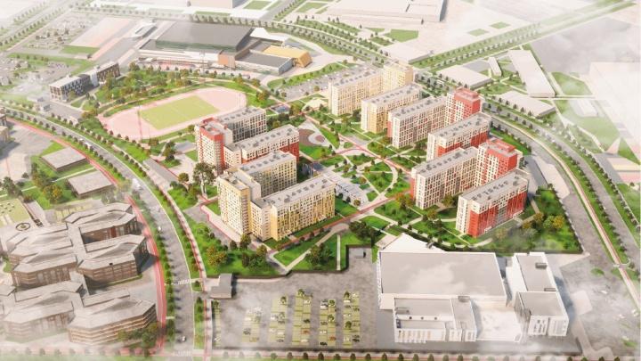 «Синаре» разрешили построить первый объект деревни Универсиады: каким он будет