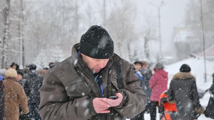 Синоптики предупредили об усилении ветра и метели 1 марта в Архангельске