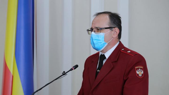 «Ситуация напряженная»: главный санврач Дона — о коронавирусе и безответственности некоторых жителей