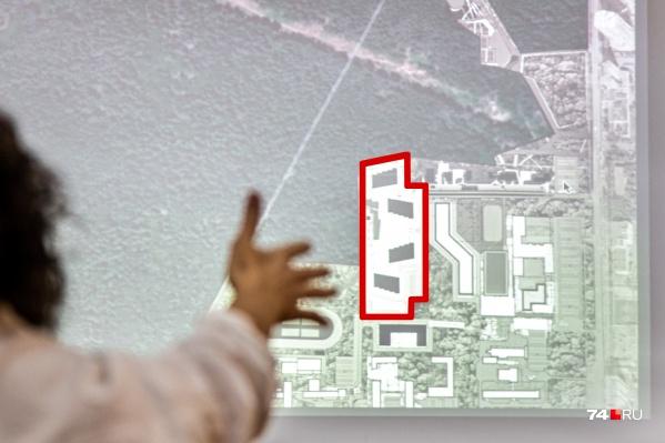 На месте спорткомплекса «Полёт» планируют построить четыре 24-этажки