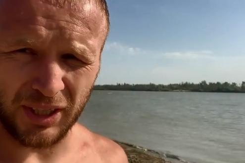 Александр Шлеменко обратился к омичам с просьбой быть осторожнее на воде