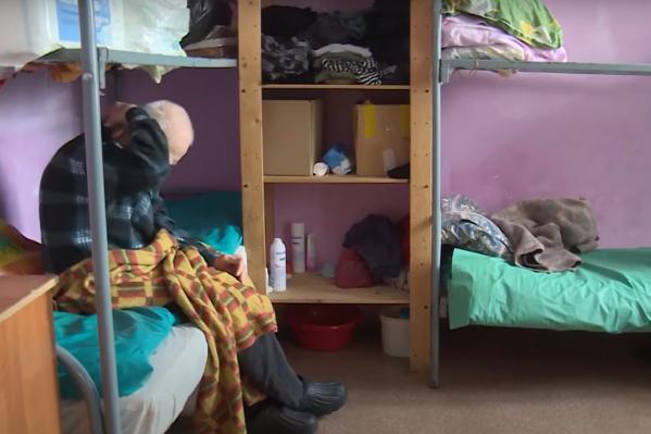 Многие постояльцы после реабилитации покидают приют