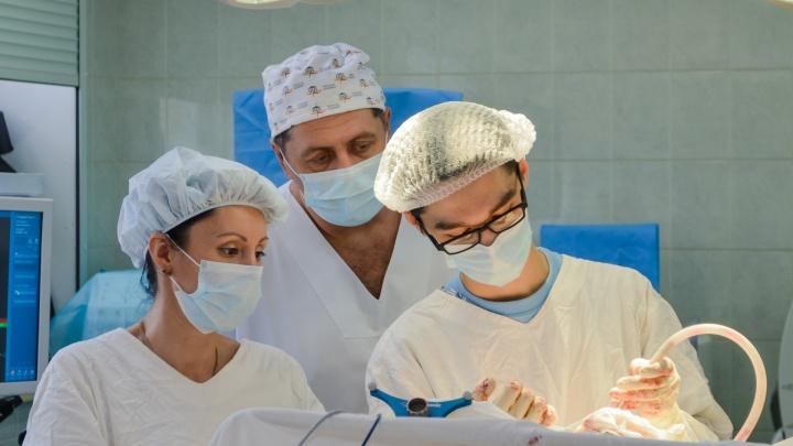 В Перми по новой технологии начали оперировать пациентов, у которых кровь не поступает в мозг