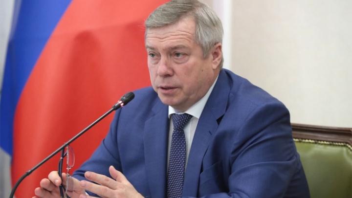 Василий Голубев выиграл выборы губернатора Ростовской области