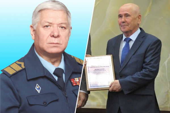 Равиль Каримов (слева) и Хаким Нигматьянов за свою карьеру устраняли крупные аварии