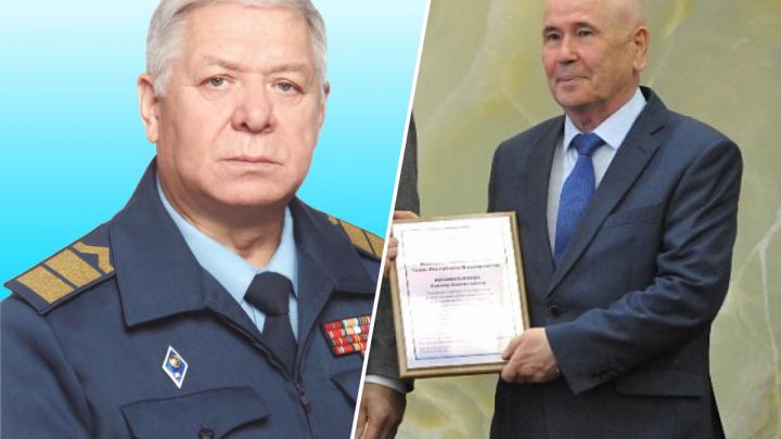 Владимир Путин наградил почетными званиями двух спасателей из Уфы