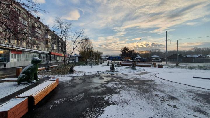 Власти Кургана готовятся выводить на улицы технику для уборки снега