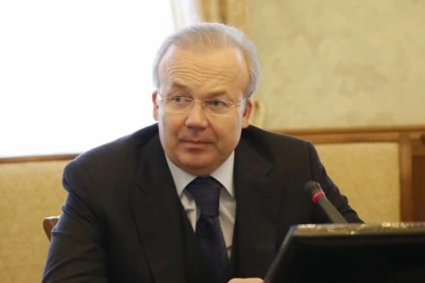 Андрей Назаров ранее занимал должность вице-премьера правительства Башкирии