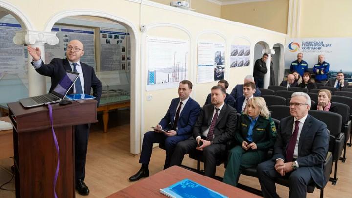 Глава СГК назвал экологические приоритеты компании в Красноярске
