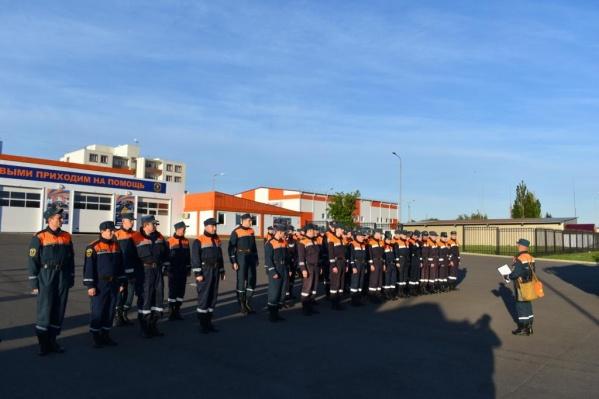 В Дагестан из Ростова отправили 60 спасателей и 12 машин