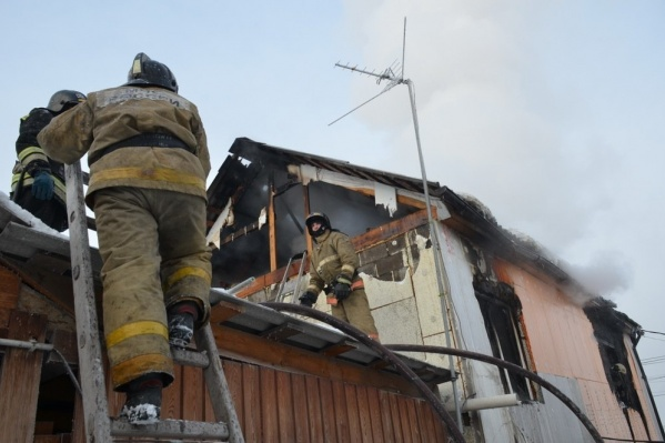 За прошлую неделю почти 150 пожаров произошло в Красноярском крае