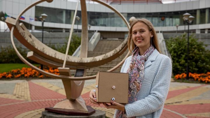 Девочка-космос: новосибирская школьница придумала, как уничтожать искусственные спутники Земли