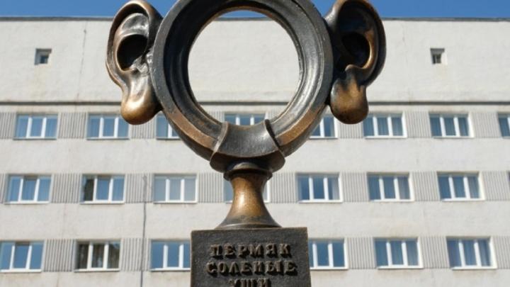 Пермские «Жук-скарабей» и «Пермяк — соленые уши» участвуют в конкурсе самых необычных скульптур страны