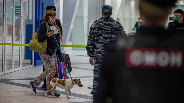 Дважды проверили багаж всех пассажиров: аэропорт Рощино оцепили после прибытия рейса из Сочи