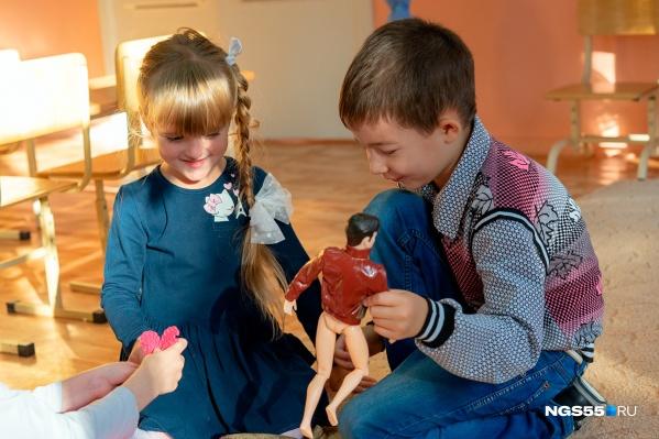 В правительстве РФ решили сделать детям подарок<br>